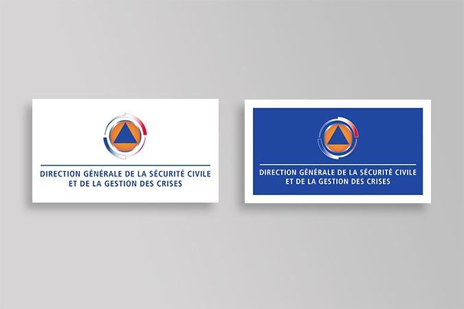 Logo Sécurité civile gestion crises