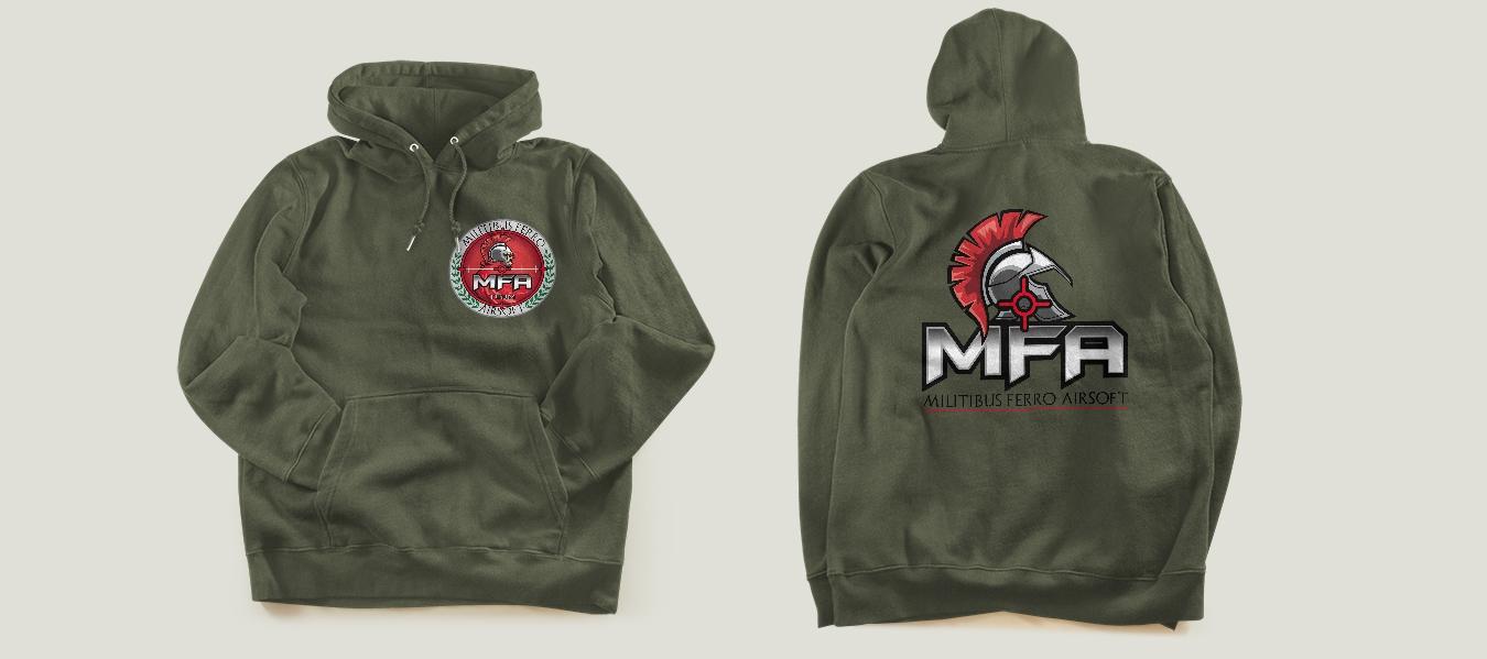 Logo Militibus Ferro Airsoft