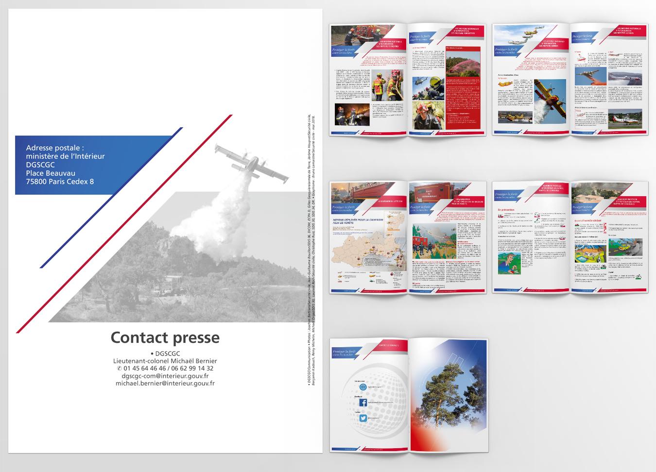 Protection forêt incendies