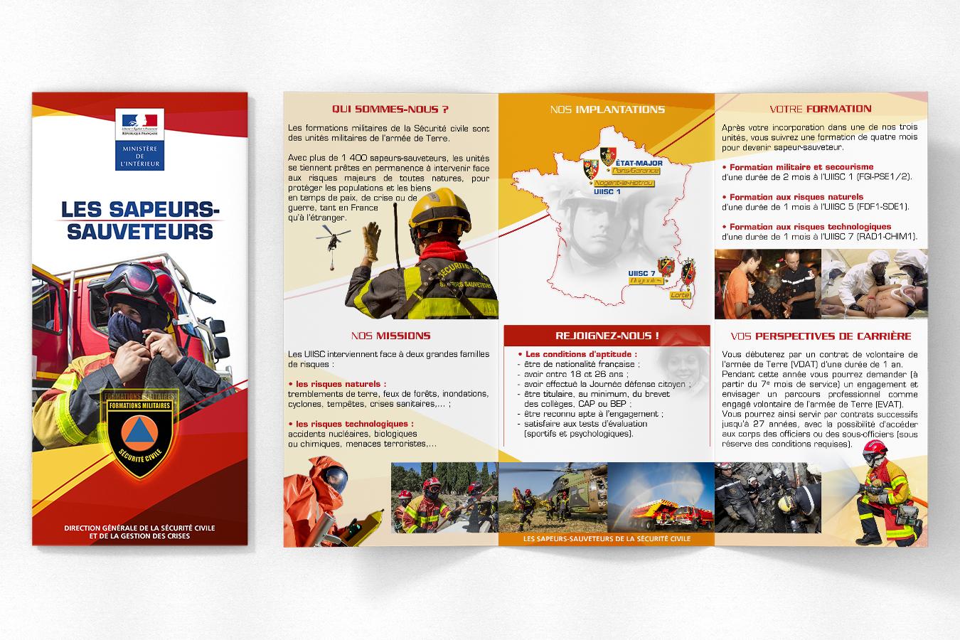 Acteurs secours Sécurité civile